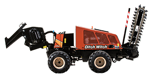 ditch witch sk750 parts manual
