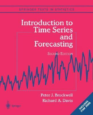 introduction to time series and forecasting brockwell davis solutions manual