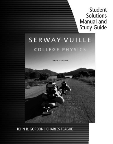 college physics student solution manual serway