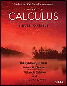 calculus of a single variable 8th edition solutions manual