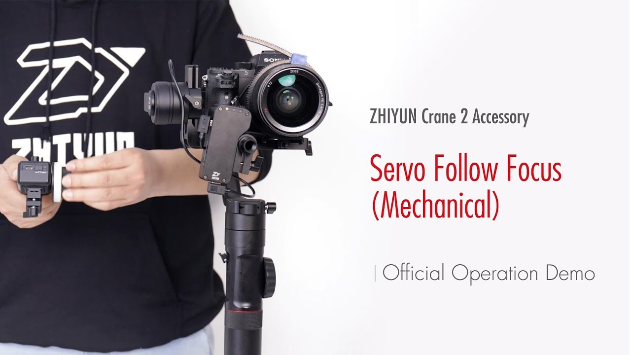 zhiyun crane 2 manual focus