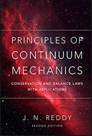 an introduction to continuum mechanics reddy solutions manual