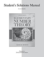 elementary number theory by david m burton solutions manual pdf