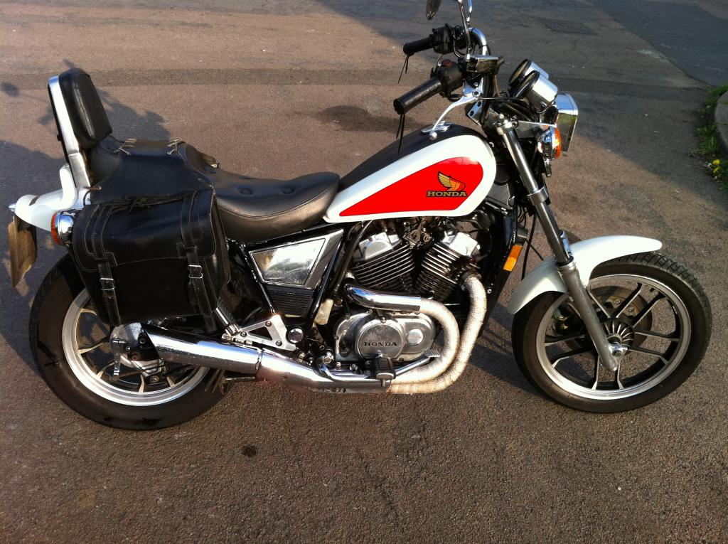 85 honda shadow 500 manual