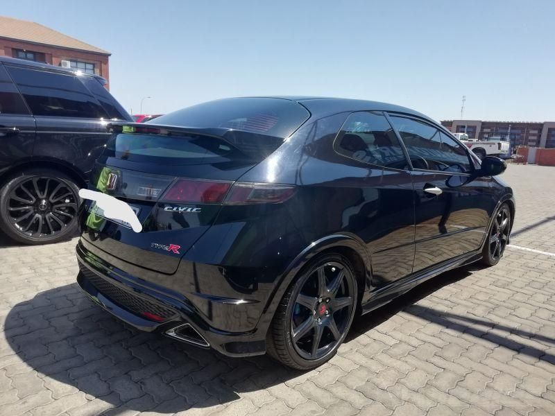 honda civic type r manual used