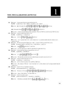 college physics 4th edition solutions manual pdf