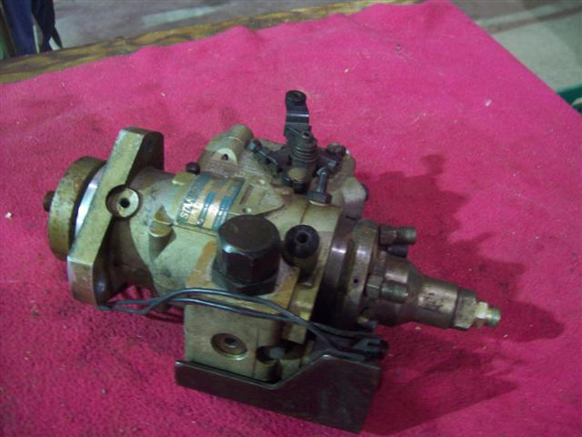 stanadyne injection pump parts manual