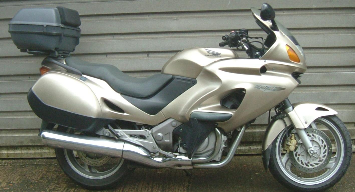 honda deauville 650 owners manual