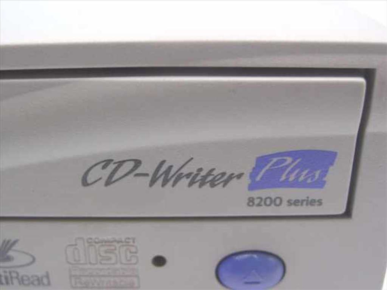 hp cd writer 8200 series manual