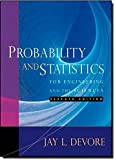 jay devore probability and statistics solutions manual
