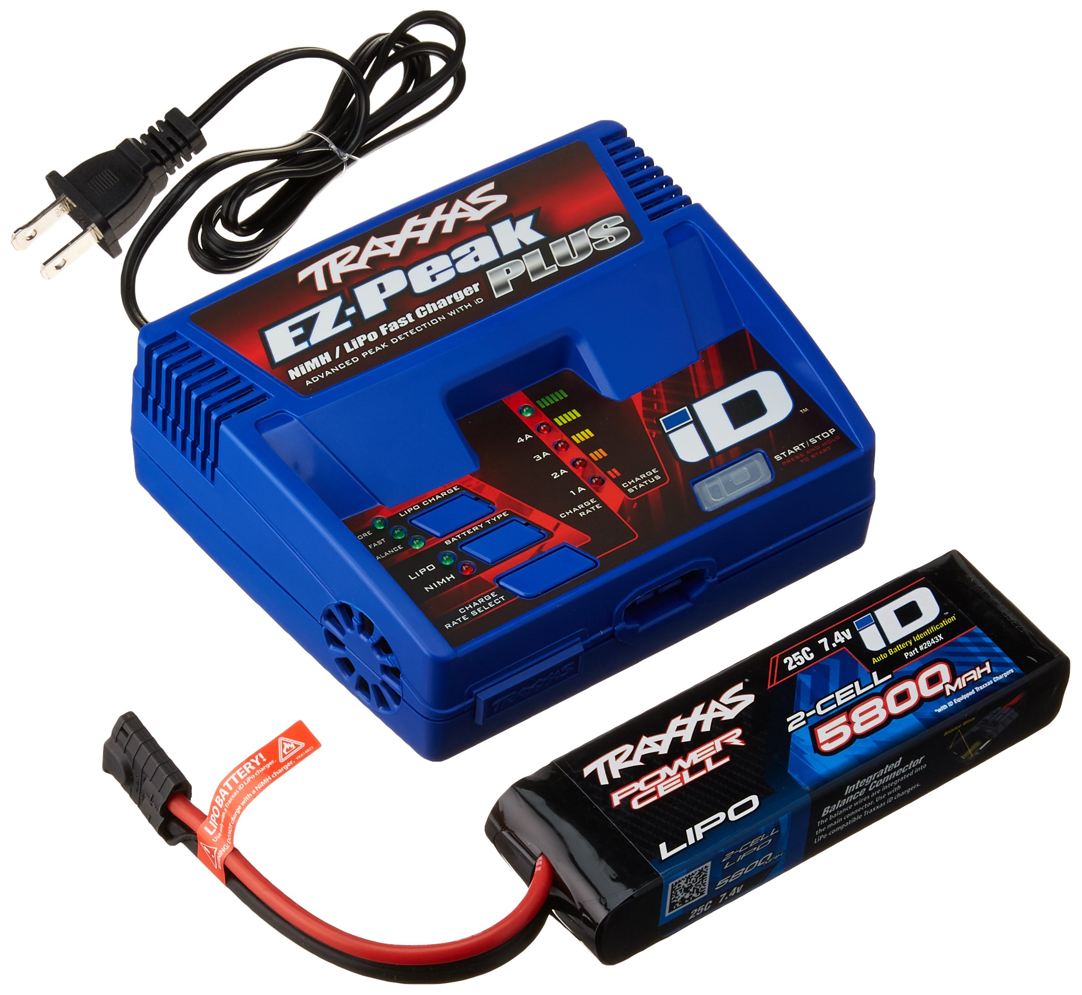 traxxas 2 amp charger manual